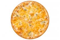 Пицца 30см Четыре сыра