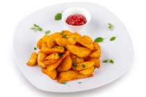 Деревенский картофель
